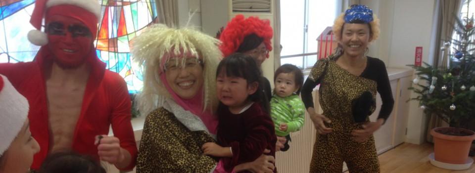 世田谷区下馬の地でいづみ幼稚園とともに歩むプロテスタント教会です