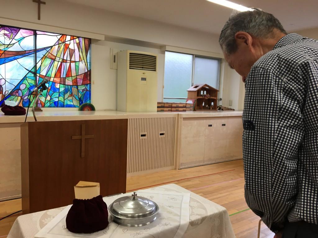 主の祈り ルカによる福音書11章1-4節 2017年6月25日礼拝説教
