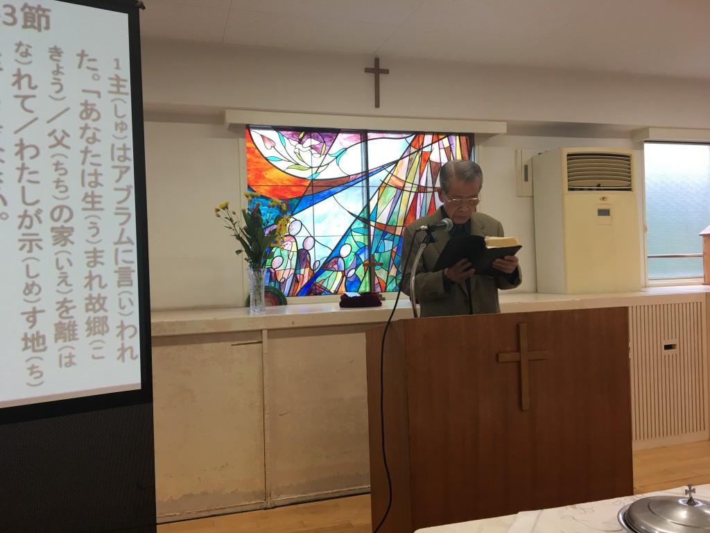 2017/10/15教会の写真