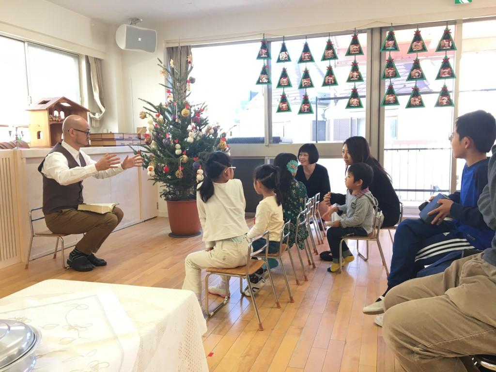 ルカによる福音書15章1-7節 2017年12月10日 待降節第2週礼拝説教